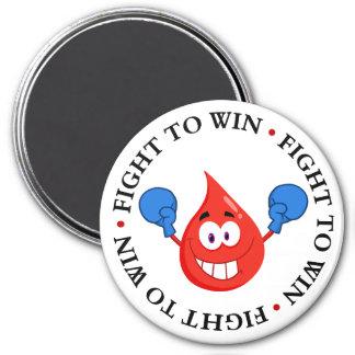 Let's Fight Diabetes Magnet