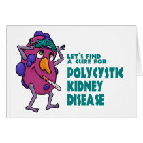 Let's Find A Cure For Polycystic Kidney Disease