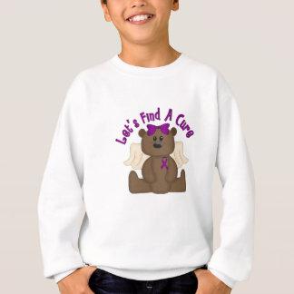 Let's Find The Cure Bear Sweatshirt