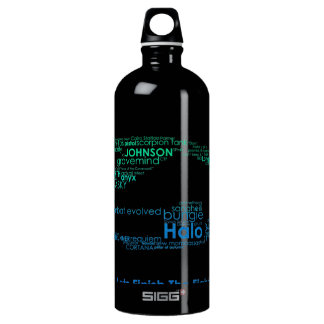 Lets Finish The Fight ::: Aluminum Water Bottle