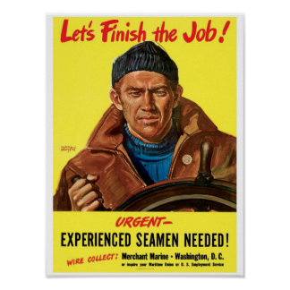 Let's Finish The Job! Poster