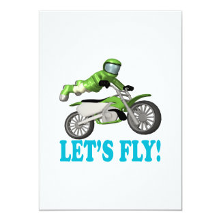 Lets Fly 2 Card