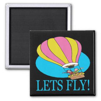 Lets Fly 2 Magnet