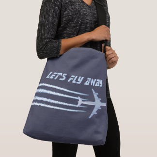 Let's Fly Away Crossbody Bag