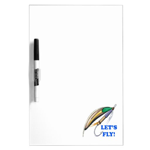 Lets Fly Dry-Erase Whiteboards