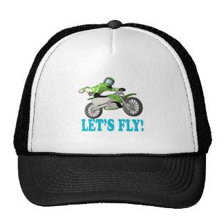 Lets Fly Trucker Hat