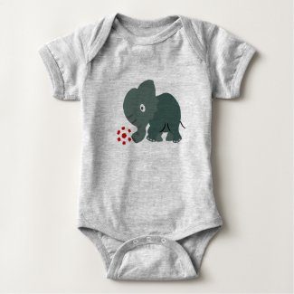 Let's Football Baby Bodysuit