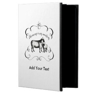 Let's Get Back to Our Sheep - Funny Vintage Farm Powis iPad Air 2 Case
