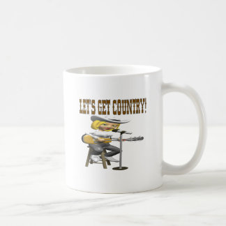 Lets Get Country 2 Coffee Mug