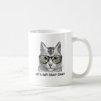 Let's Get Cray Cray Coffee Mug