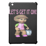 Lets Get It On iPad Mini Case