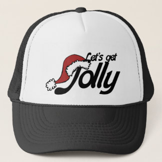 Let's get Jolly Trucker Hat