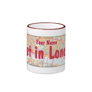 Let's Get Lost in London Mug
