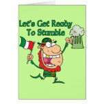 Let's Get Ready To Stumble Card