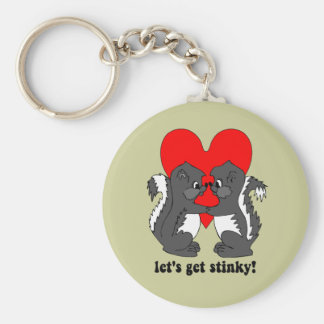 lets get stinky key chains