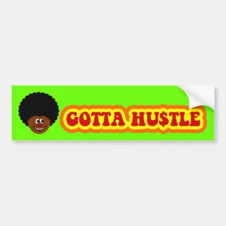 Let's Get to Work Bumper Sticker