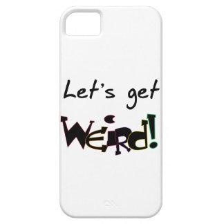 Let's Get Weird! iPhone SE/5/5s Case