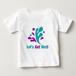 Let's Get Wet Tee Shirt