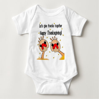 Let's Give Thanks Together Shirt