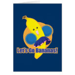 Let's Go Bananas! Cards