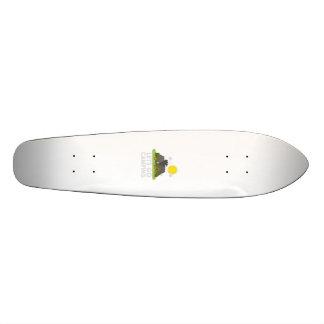 Lets go Camping Skateboard Deck