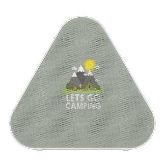 Lets go Camping Speaker
