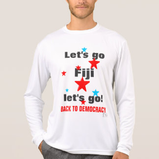 Let's go Fiji T-Shirt