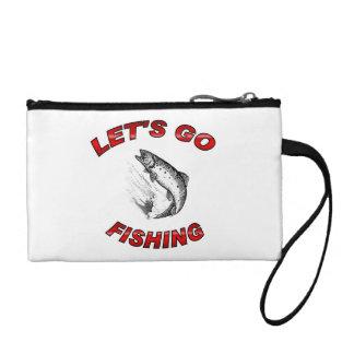Lets go fishing Bagettes Bag