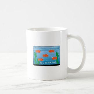 Lets Go Fishing Mug