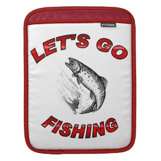 Lets go fishing Rickshaw Sleeve