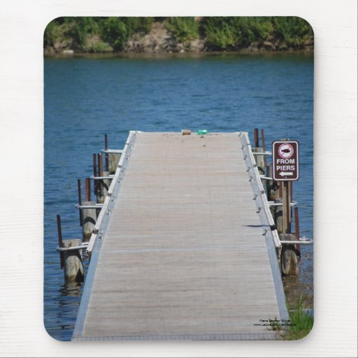 Let's go for a swim. mouse pads