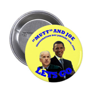 LETS GO HA HA HA - Customized Button