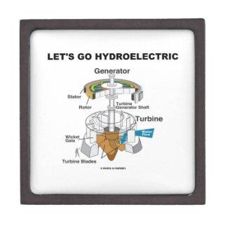 Let's Go Hydroelectric (Generator Turbine) Premium Gift Boxes