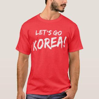 Let's Go Korea WC T-Shirt