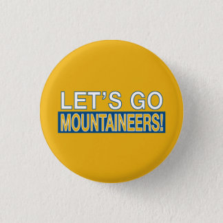 Let's Go Mountaineers! Button