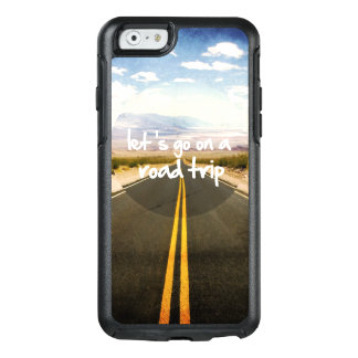 Let's go on a road trip OtterBox iPhone 6/6s case