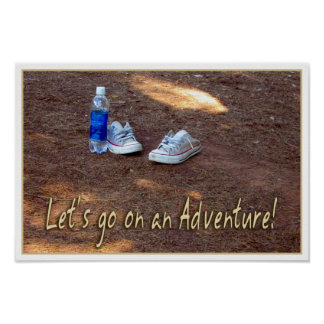 Let's go on an Adventure! Poster