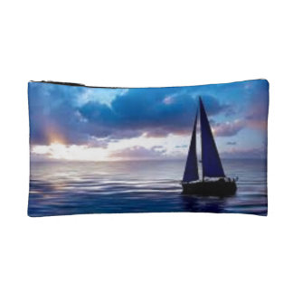 Let's Go Sailing Cosmetic Bags