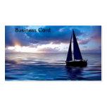 Let's Go Sailing Business Card