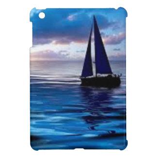 Lets Go Sailing iPad Mini Cases