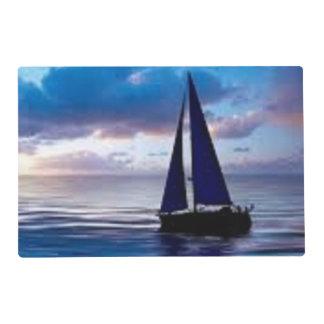 Let's Go Sailing Placemat