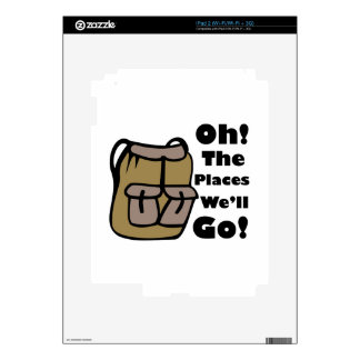 Lets Go Decals For iPad 2