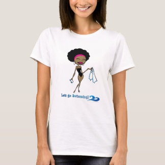 Let's go swimming T-Shirt