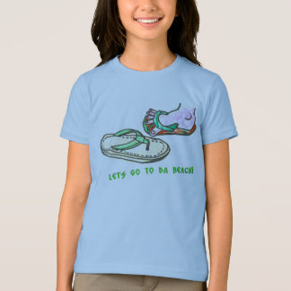 let's go to da beach T-Shirt