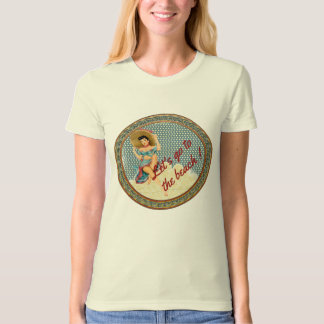 Let's Go To The Beach - Retro Style T-Shirt