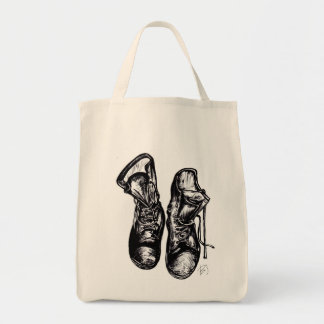 Let's Go to The Grocer Tote Bag