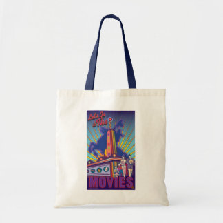 Let's Go to the Movies Tote Bag