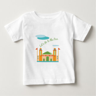 Lets Go To The Pier Tee Shirts