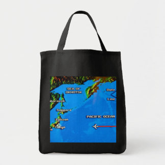 Let's Go To Tokyo Tote Bag