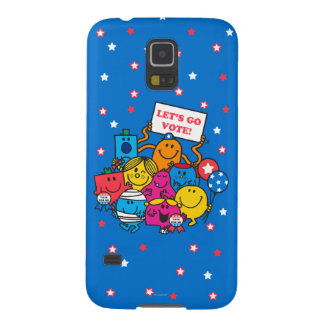 Let's Go Vote! Galaxy S5 Cover